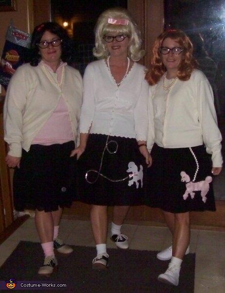 The 50s Girls Costume