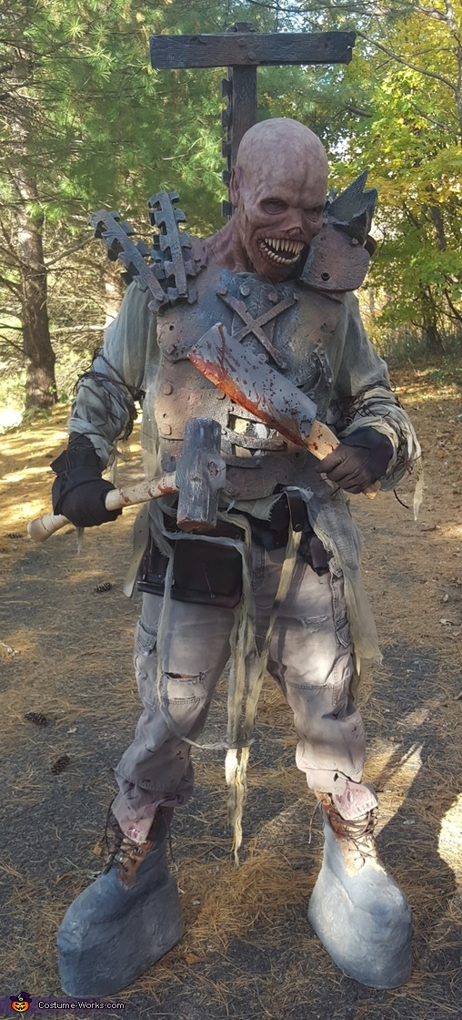 The Abomination Homemade Costume