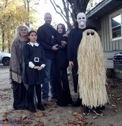 The Addams Family 2, The Addams Family Costume