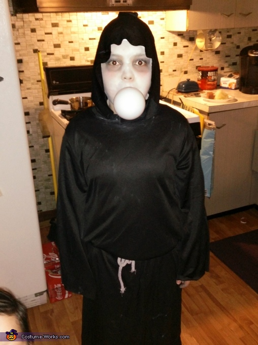 Uncle Fester, The Addams Family Costume
