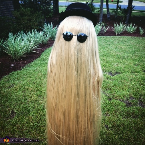 Cousin Itt, The Addams Family Costumes