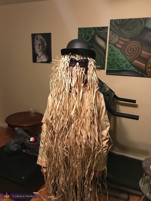 Cousin It, The Addams Family Costume