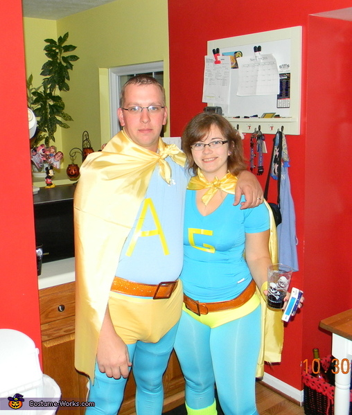 SNL Ambiguously Gay Duo Costume