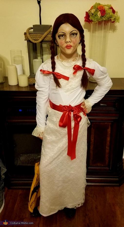 The Annabelle Doll, The Annabelle Doll Costume