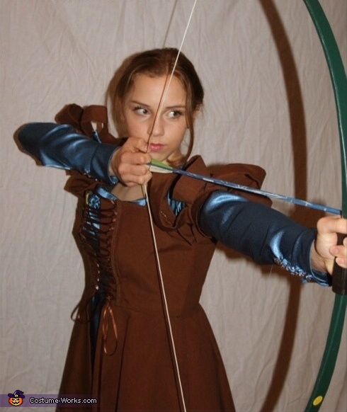 The Archer Costume