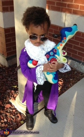 The Artist Formerly Known As..., The Artist Formerly Known as Prince Costume