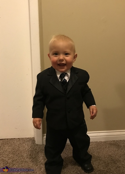 The Baby Boss Costume