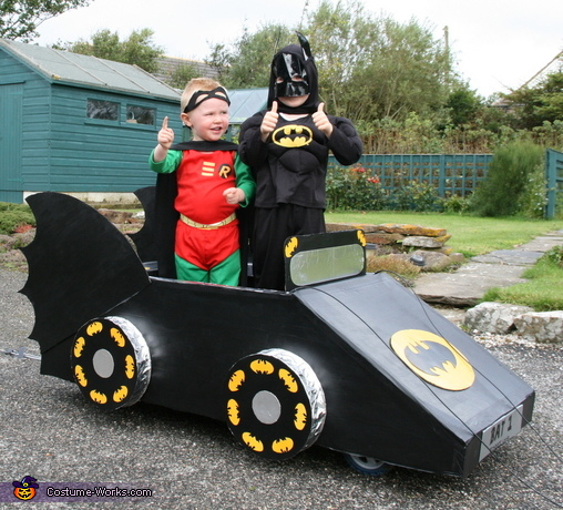 The Batmobile Costume
