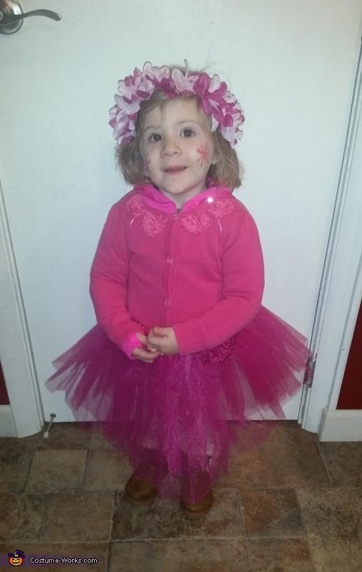 Smile you beautiful Fairy, The Beautiful Fairy Costume