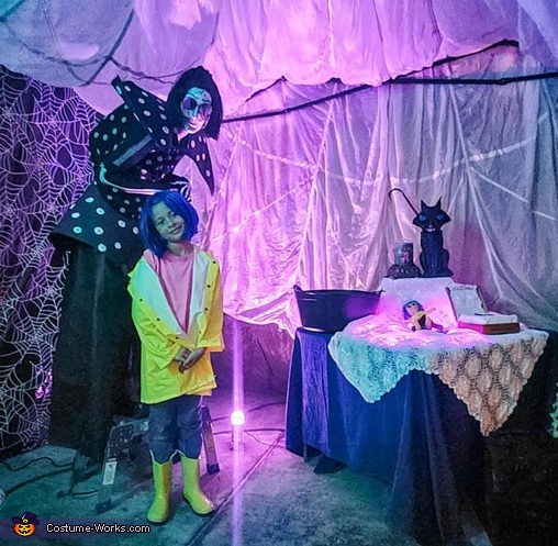 The Beldam - Coraline's Other Mother Costume