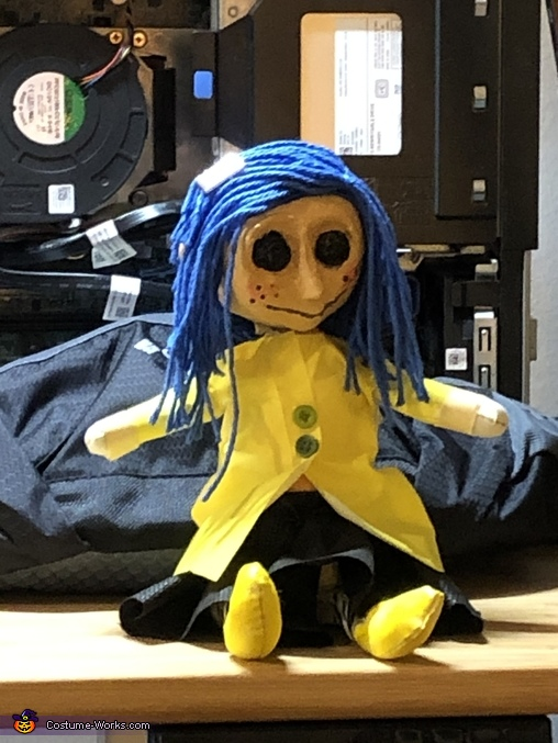 Doll after, The Beldam - Coraline's Other Mother Costume