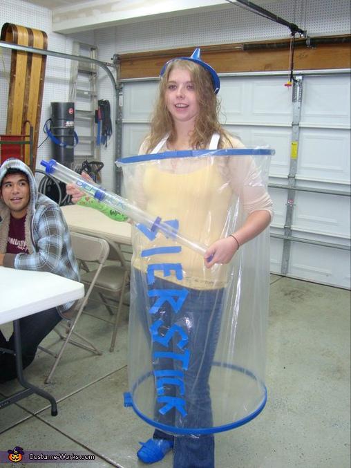 The Bierstick Costume