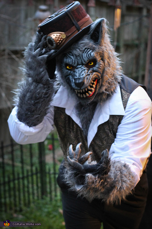 The Big Bad Wolf Costume & Steampunk Big Bad Wolf Costume