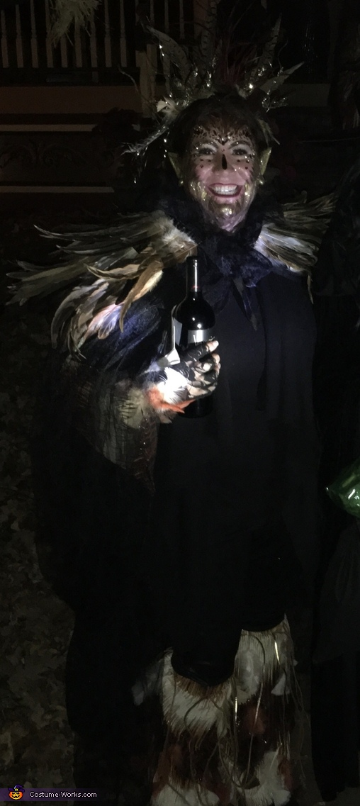 The Bird Woman Costume