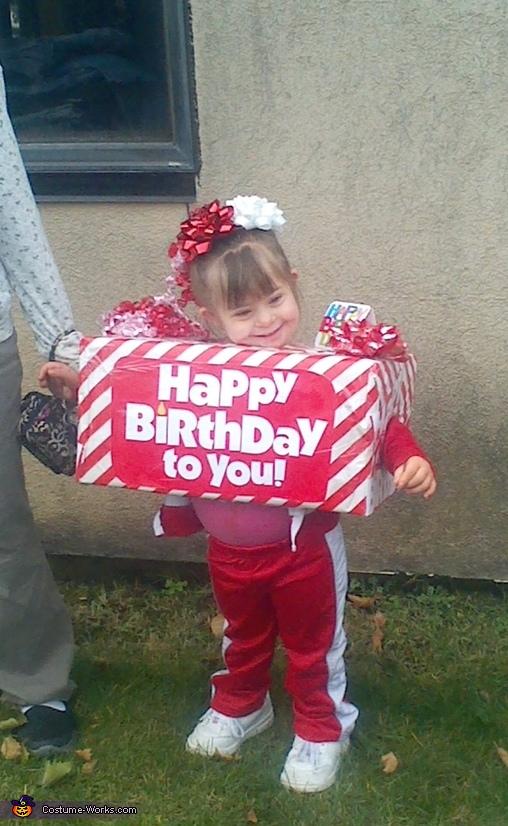 The Birthday Present Costume