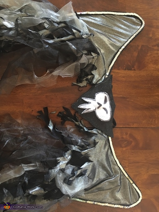 Xibalba Wings, The Book of Life Costume