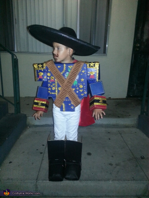 The legend, The Book of Life Joaquin Costume