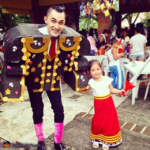 The Book of Life Manolo Sanchez Costume