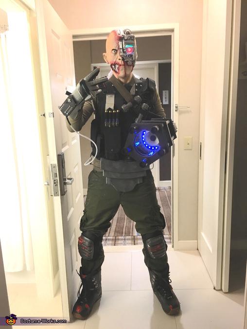 The Borginator Costume