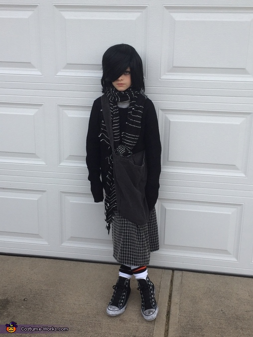Basketcase, The Breakfast Club Costume