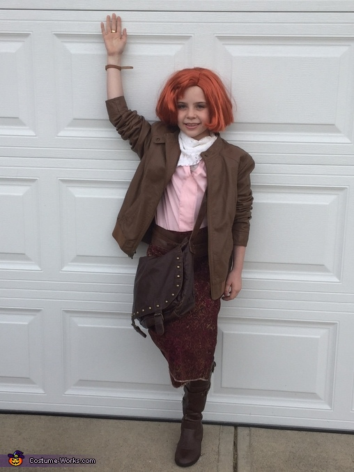 Princess, The Breakfast Club Costume