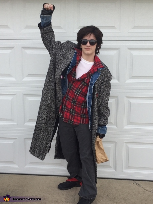 Criminal, The Breakfast Club Costume