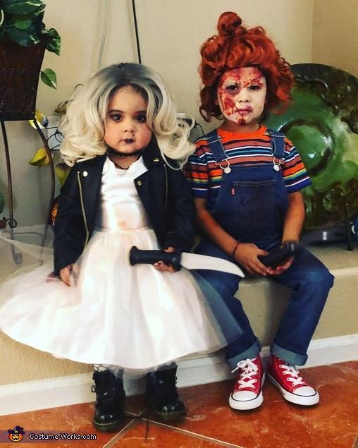 The Bride of Chucky Costume