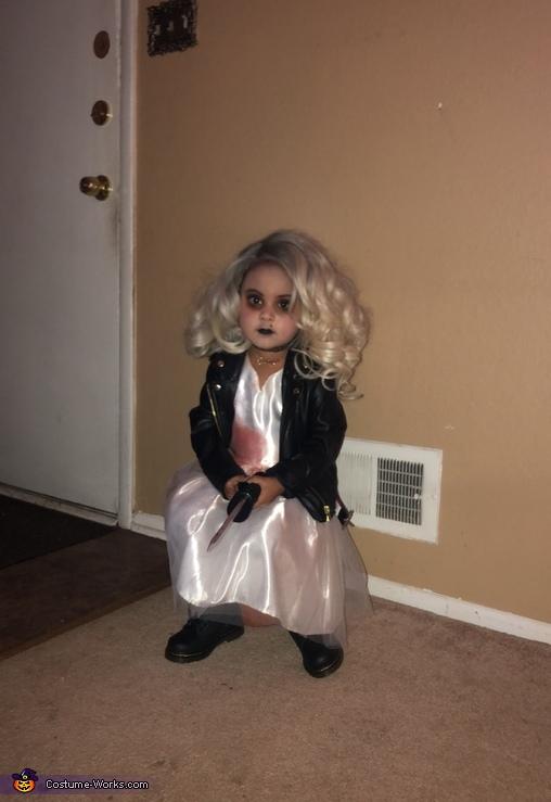 Tiffany, The Bride of Chucky Costume