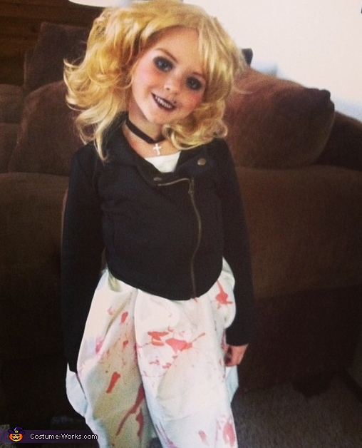 The Bride of Chucky Costume
