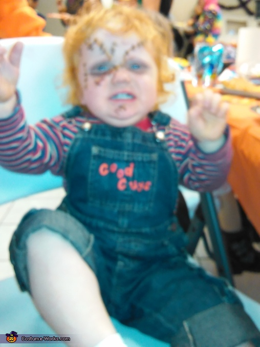 Chucky, The Bride of Chucky Costume