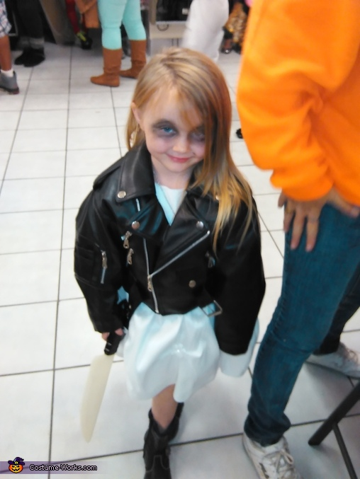 The Bride, The Bride of Chucky Costume