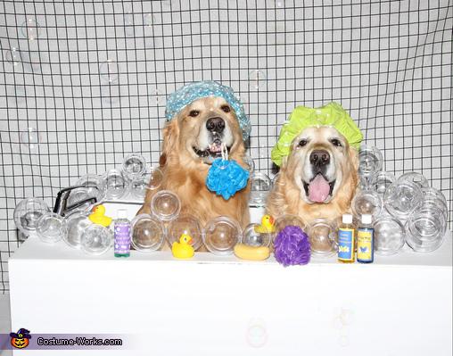 The Bubble Bath Costume