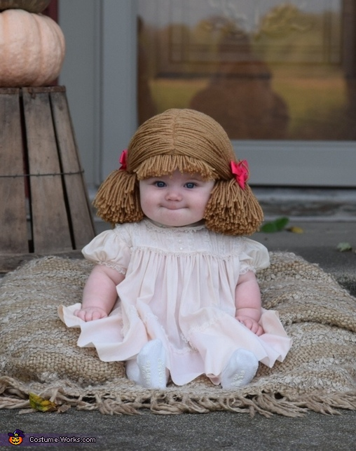 The Cabbage Patch Doll Costume
