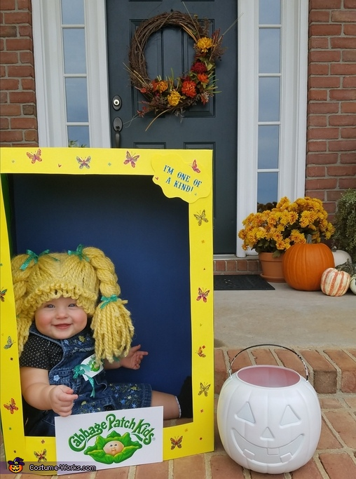 The Cabbage Patch Kid Costume