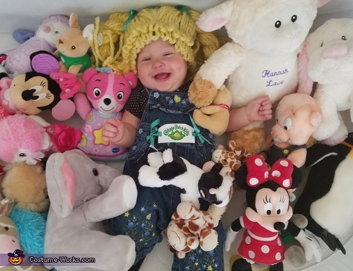 Pile of toys, The Cabbage Patch Kid Costume