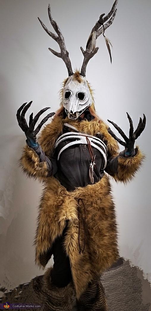 The Cannibalistic Wendigo Costume
