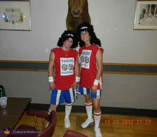 Another pic of The Carmi Trotters, The Carmi Trotters Group Costume