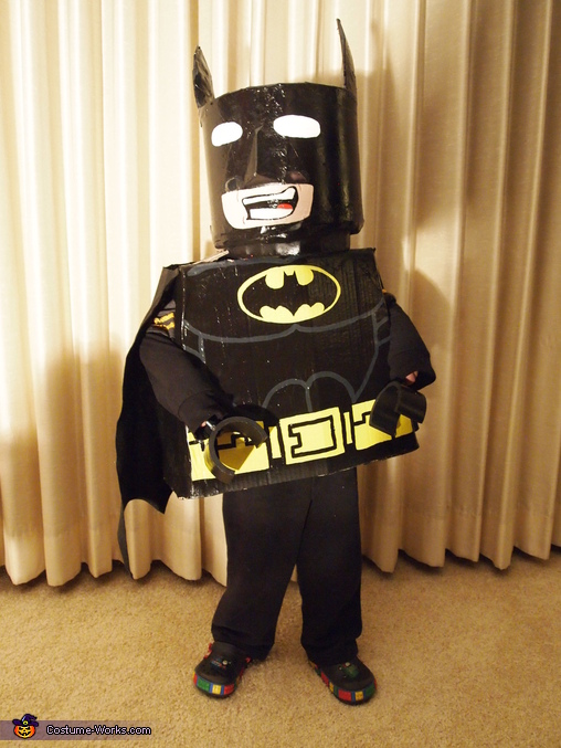 Lego Batman, The Cast of the Lego Movie Family Costume