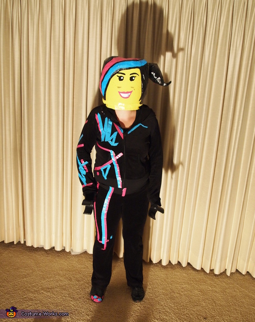 Wyldstyle, The Cast of the Lego Movie Family Costume