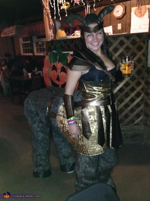 The Centaur Costume