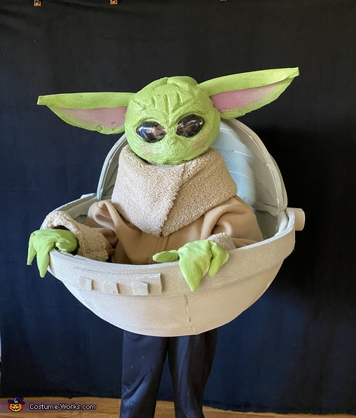 The Child aka Baby Yoda Costume