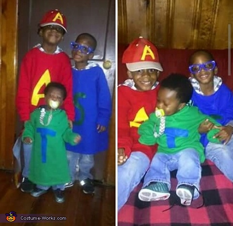 The Chipmunks Costume