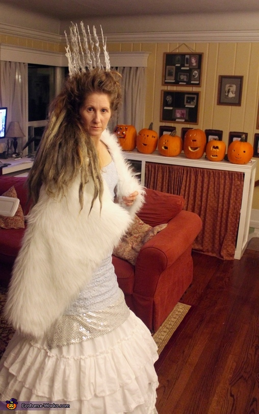 The White Witch, The Chronicles of Narnia Family Costume
