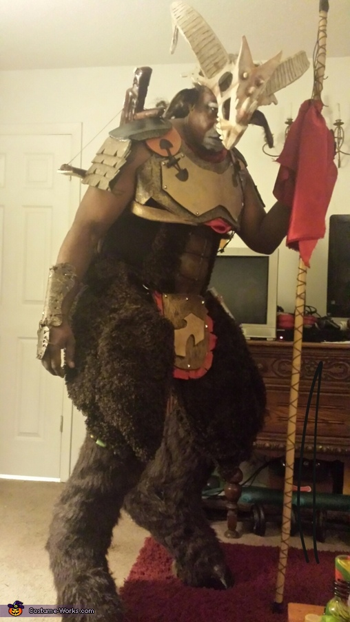 The Chronicles of Narnia Satyr Costume