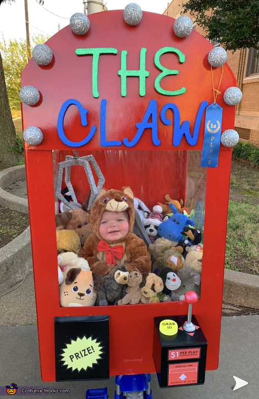The Claw Costume