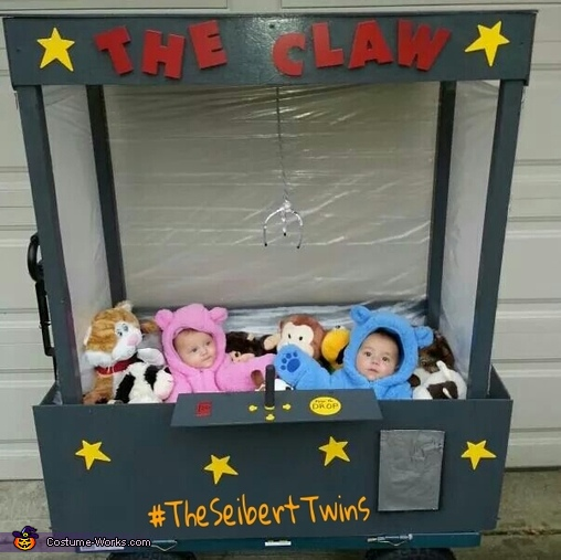The Claw Twin Babies Costume