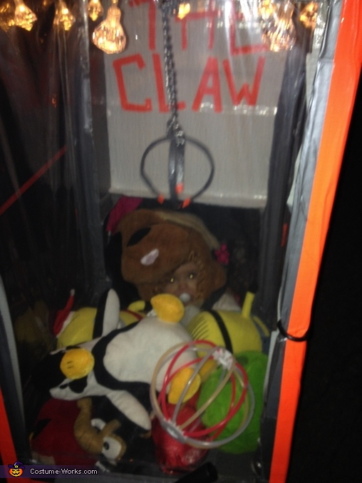 The Claw Costume for Kids