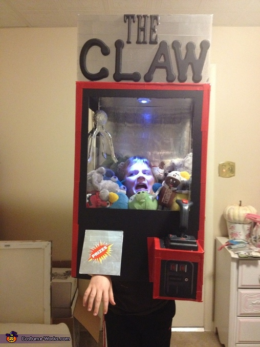The Claw Machine Costume