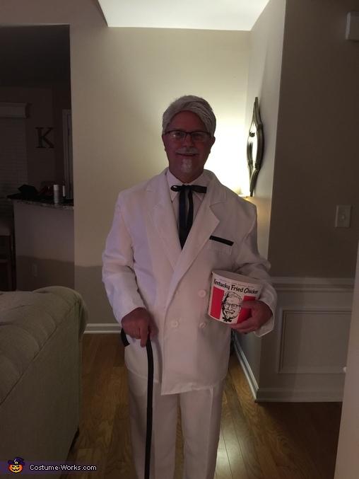 The Colonel Costume