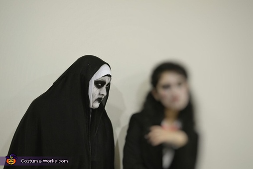 The Conjuring 2 Valak Homemade Costume